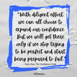 Keys to Confidence