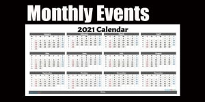 March 2021 Events