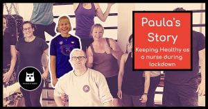 Paula's Story - Could you be a nurse in 2020 and still smash your goals?