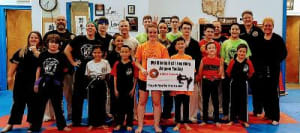 The Family Martial Arts Center would like to welcome Jayden and Yzabelle