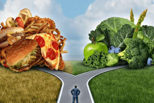 Good foods vs bad foods: you aren't what you eat