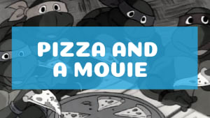 Pizza and Movie Anyone??