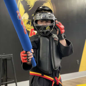 Gearing Up for Combat Sparring