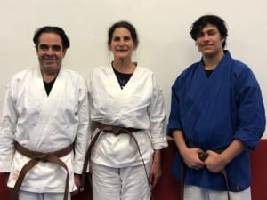 Martial Arts Success - Brown Belt Promotion of Mind, Body AND Spirit