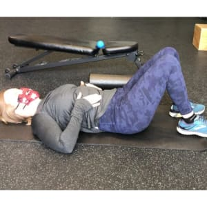 Try this: Ab marching