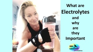 What Are Electrolytes and Why Are They Important? (Nutrition Coaching)