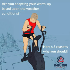Cold Weather Warm-ups and Avoiding Injury