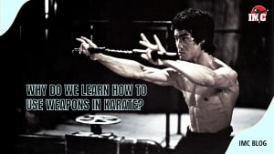 Why Do We Learn How To Use Weapons in Karate?