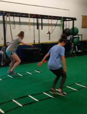 Agility Ladder Training - 5 Do's and 5 Don'ts