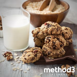 Celebrate National Oatmeal Cookie Day