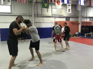 Move of the Week: Shane's Takedown