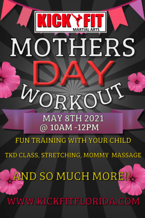 Mother's Day Workout - Cooper City / Davie / Pembroke Pines