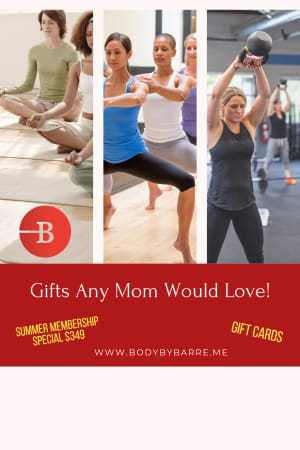 Celebrate Mom with a Gift of Health and Wellness