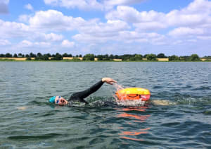 Open Water Swimming - Tips to Tame the Anxiety Beast