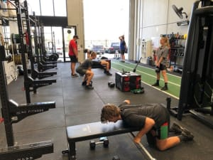 Crushing the Myth that Strength Training in the Gym is Unsafe for Children and Teens