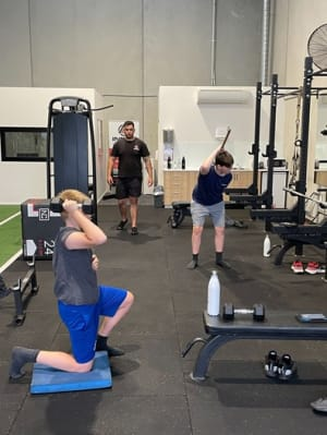 Crushing the Myth Youth Need to be Over 12+ Years Old to Participate in Strength Training