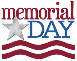 Harmony is CLOSED on Memorial Day!