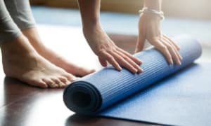 Dental Health Benefits from Practicing Yoga
