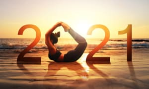 Why You Should Make Yoga Part of Your New Year's Resolution