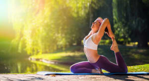 Practicing Self-Love and Acceptance With Yoga