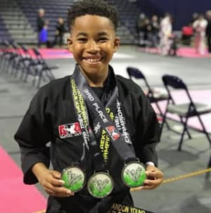 Improving A Child's Fitness Level Using Martial Arts