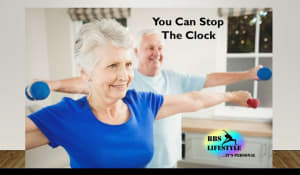 You Can Stop The Clock! (Virtual Personal Training)
