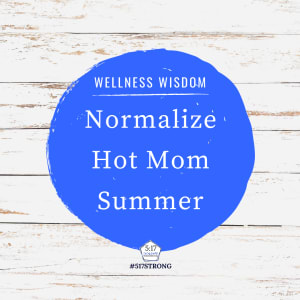 Normalize Hot Mom Summer