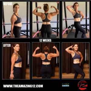 Amazing 12 Body Transformation From Yoga to Strong