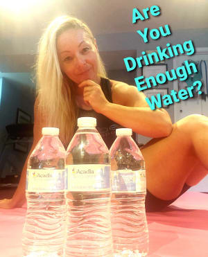 Are You Drinking Enough Water? (Nutrition Coaching)