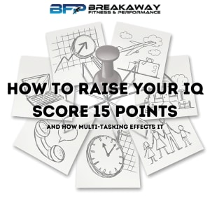 How To Raise Your IQ Score 15 Points