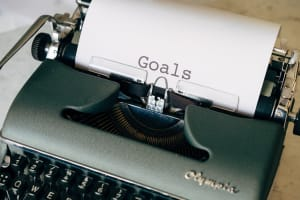 Creating SMART goals for fitness journey (Specific, measurable, Attainable, Realistic, Time-bound)