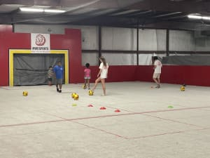 Intro to Soccer