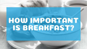 How Important is Breakfast?