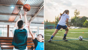 Specialising Too Early Can Limit Your Teen's Sporting Success