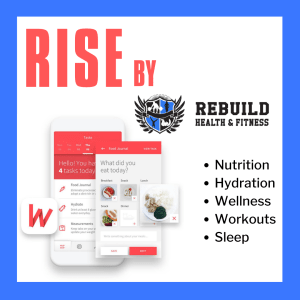 The Rise Challenge Is Here, Take Control Of Your Health