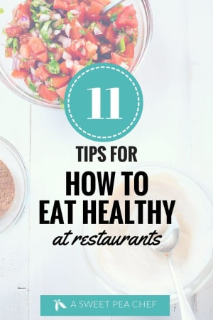11 Dietitian-Approved Tips For Ordering at Restaurants