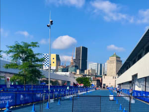 We Came....We Concurred....Montreal Triathlon