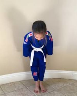 Why do we bow in the martial arts?