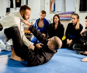 The Vision of Martial Arts