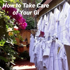 How To Take Care of Your Gi.