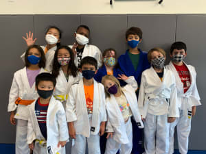 Judo During a Pandemic