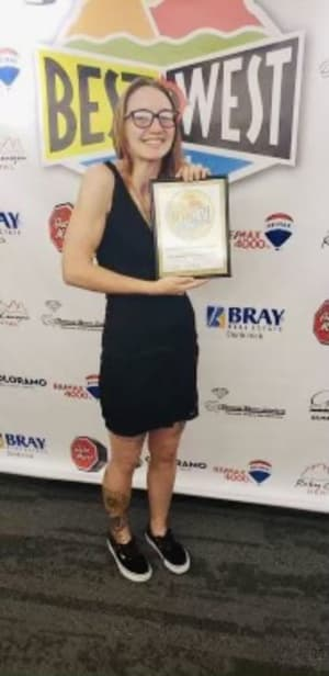 Grand Valley BJJ Voted Best of the West Gold Medal Winner for Martial Arts Gym