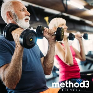 Age-Related Muscle Loss & Fat Gain