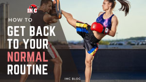 How To Get Back To Your Normal Routine