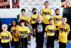 What are the benefits of Martial Arts?