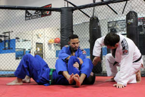 MMA- Mixed Martial Arts for Self Defense