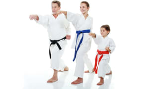 No Age Limit to Start Learning Martial Arts