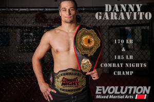 Fighter Spotlight: Danny Garavito