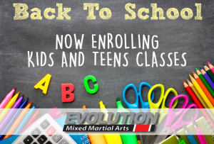 Summer is Over, and it's Time to Get Back On Track! We're Now Enrolling Kids and Teens Classes