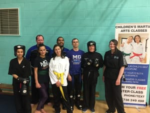 Kids Martial Arts in Leicester - MG Black Belt Academy - Another Great Class   Leicester Adult Martial Arts
